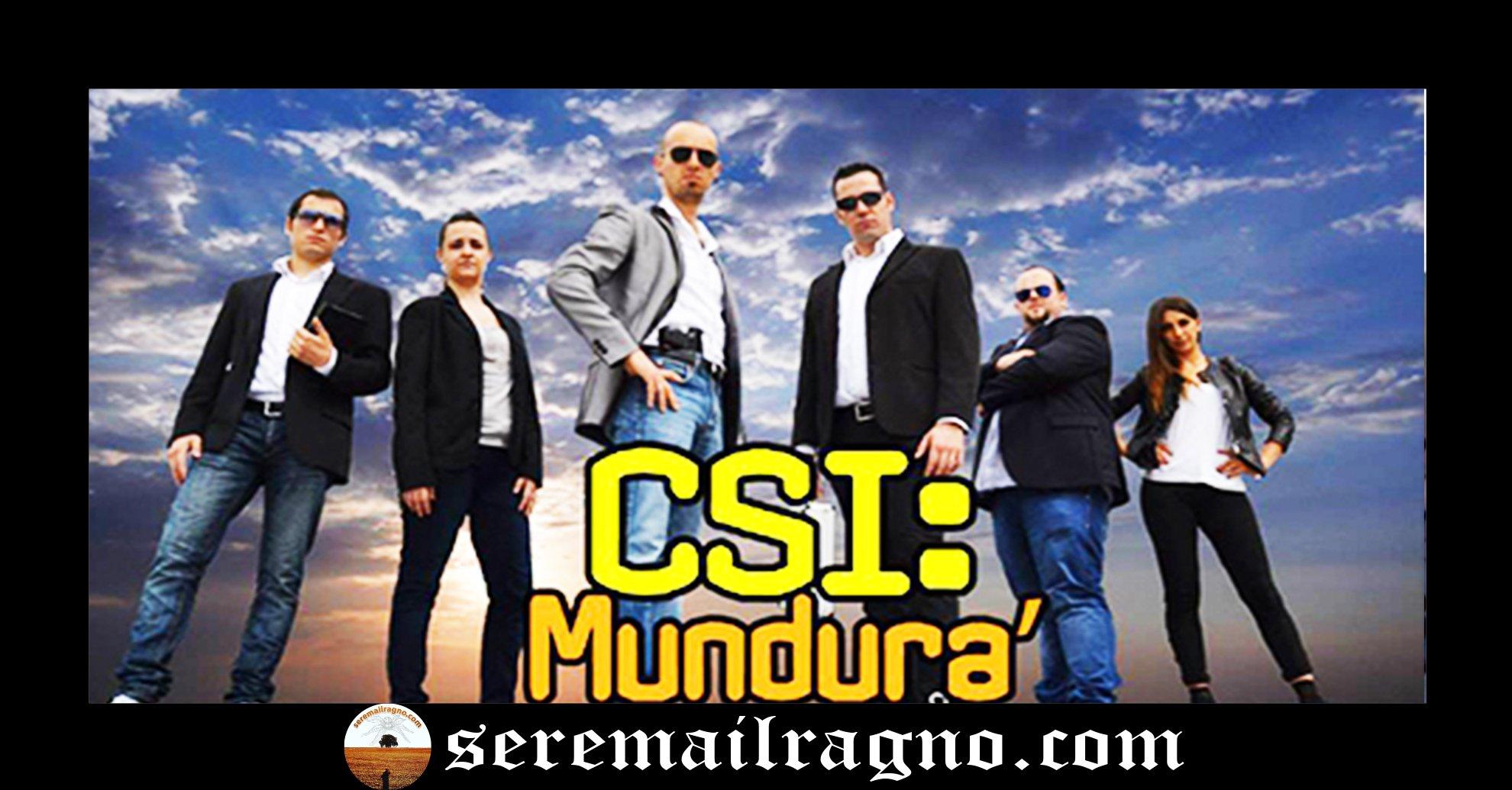 Grande debutto al cinema per CSI MUNDURÀ
