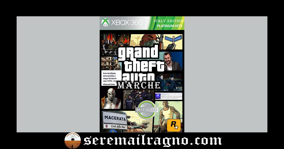 GTA Marche: il remake