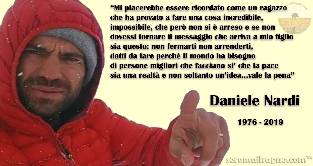 Daniele Nardi – L'ultimo messaggio