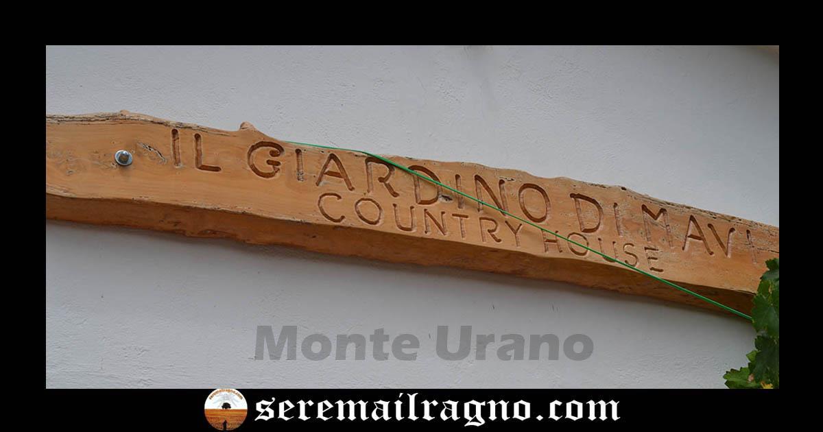 Il giardino di Mavi – Country House (Monte Urano)