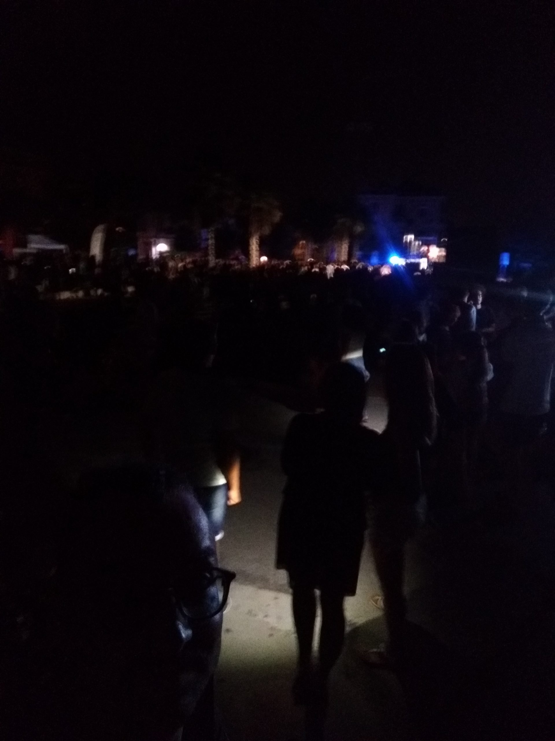 Porto San Giorgio rimane al buio – Blackout nel lungomare