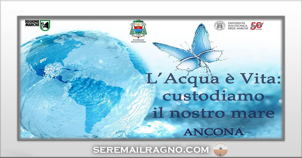 L'acqua è vita – Dibattito presso l'Università Politecnica delle Marche